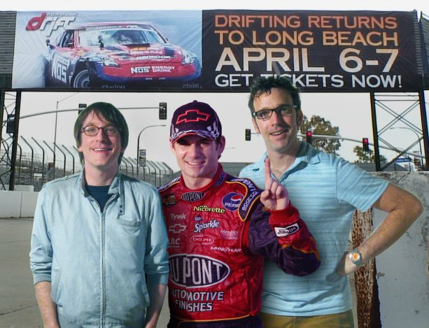 Jeff & Jeff Gordon & Gordon